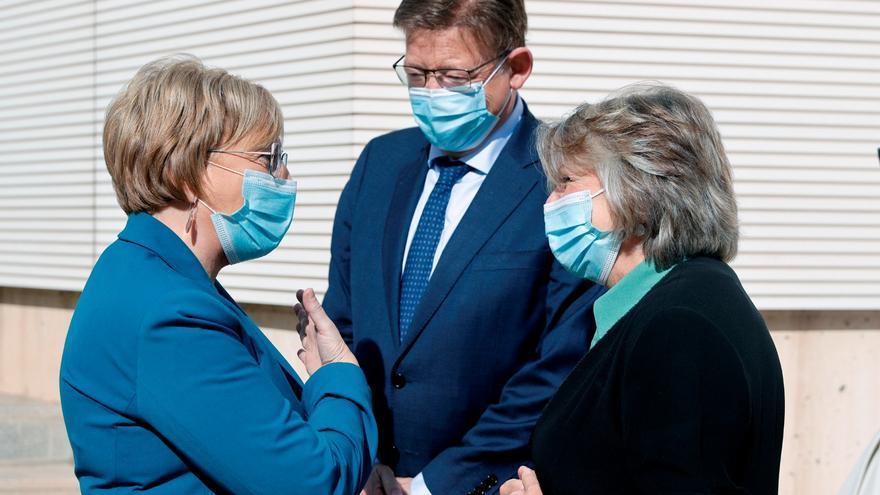 Puig descarta modificar las actuales medidas para contener la pandemia