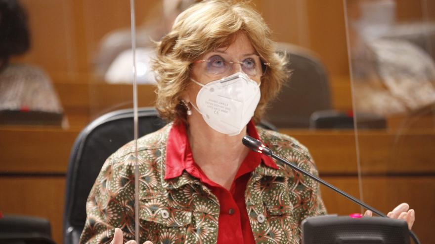 El Gobierno de Aragón anuncia un cambio legislativo para mejorar salario y ratios de las trabajadoras de residencias