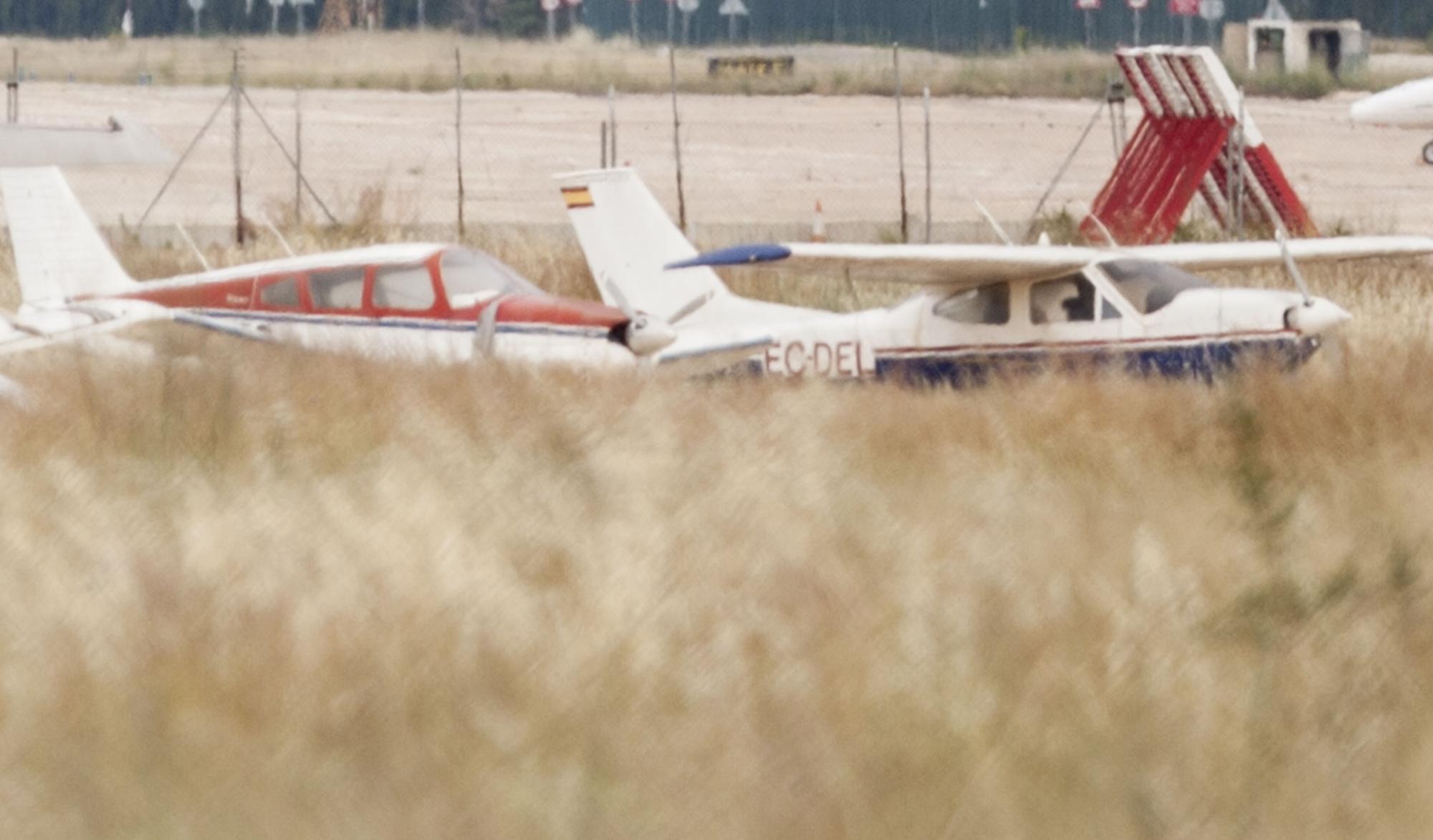 Los aviones que podrás comprar desde 2000 € en el aeropuerto de Manises