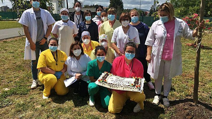 Coviastec Silleda festeja su segundo aniversario