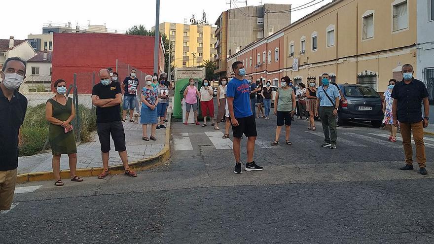 Cocentaina paraliza la gasolinera en el casco urbano tras las protestas