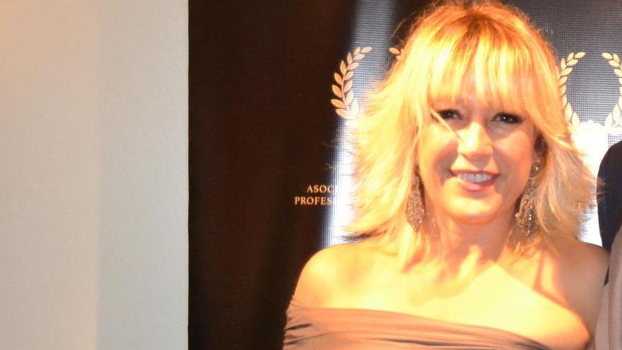 Hortensia Maeso, Medalla de Oro de los Profesionales de la Imagen de España