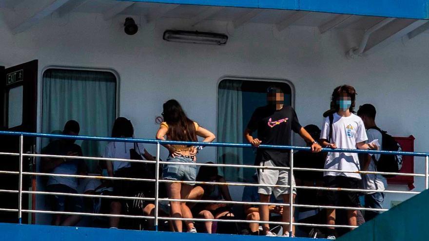 El Govern pide acción judicial contra organizadores de viajes de estudiantes