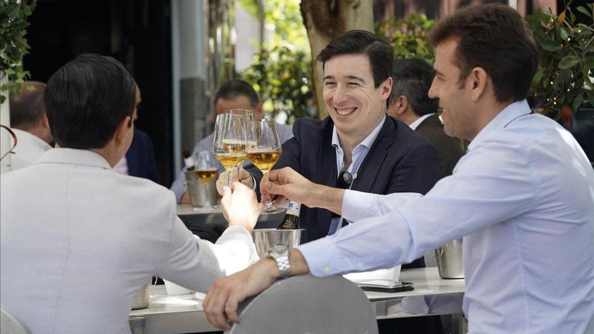 Madrid limitará el ocio nocturno y el aforo en terrazas