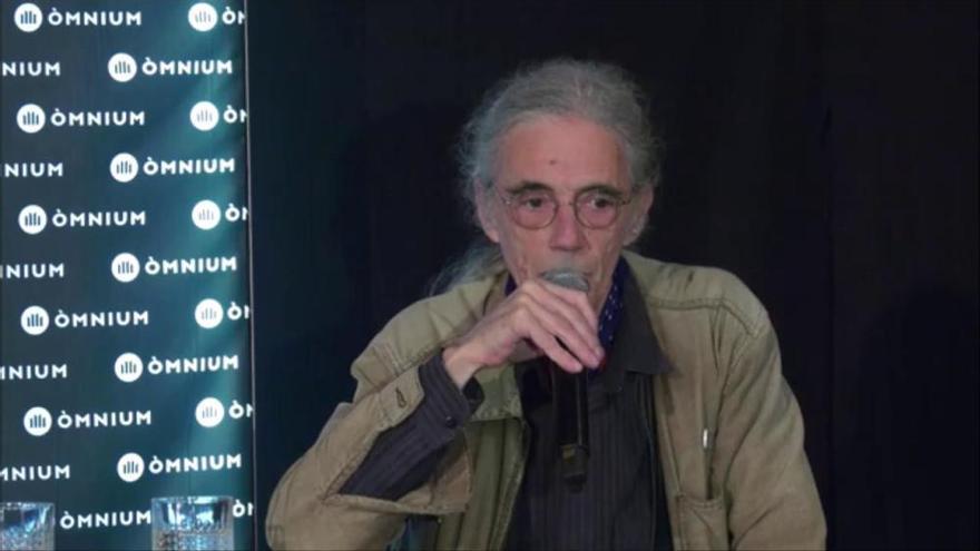 El poeta Enric Casasses, nou Premi d'Honor de les Lletres Catalanes