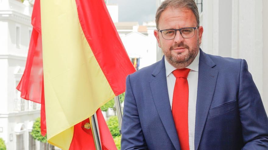 Antonio Rodríguez Osuna: «Lo que pase con mi vida política se sabrá en septiembre de 2022»
