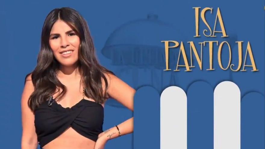Isa Pantoja, primera concursante confirmada de la nueva edición de 'La última cena'
