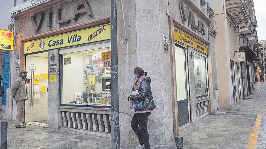 Kurz vor dem 100. schließt in Palma noch ein Traditionsgeschäft