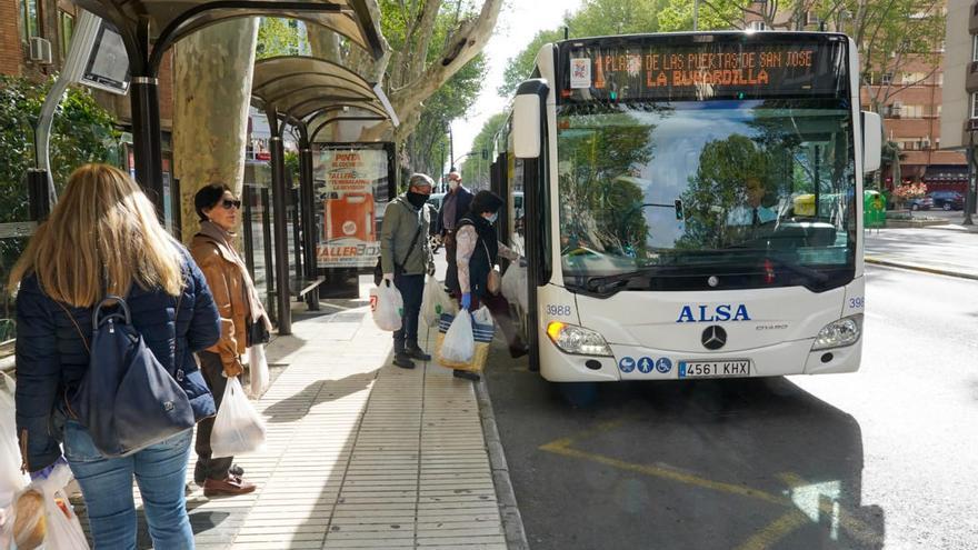 Nuevo horario de verano para los autobuses urbanos de Cartagena