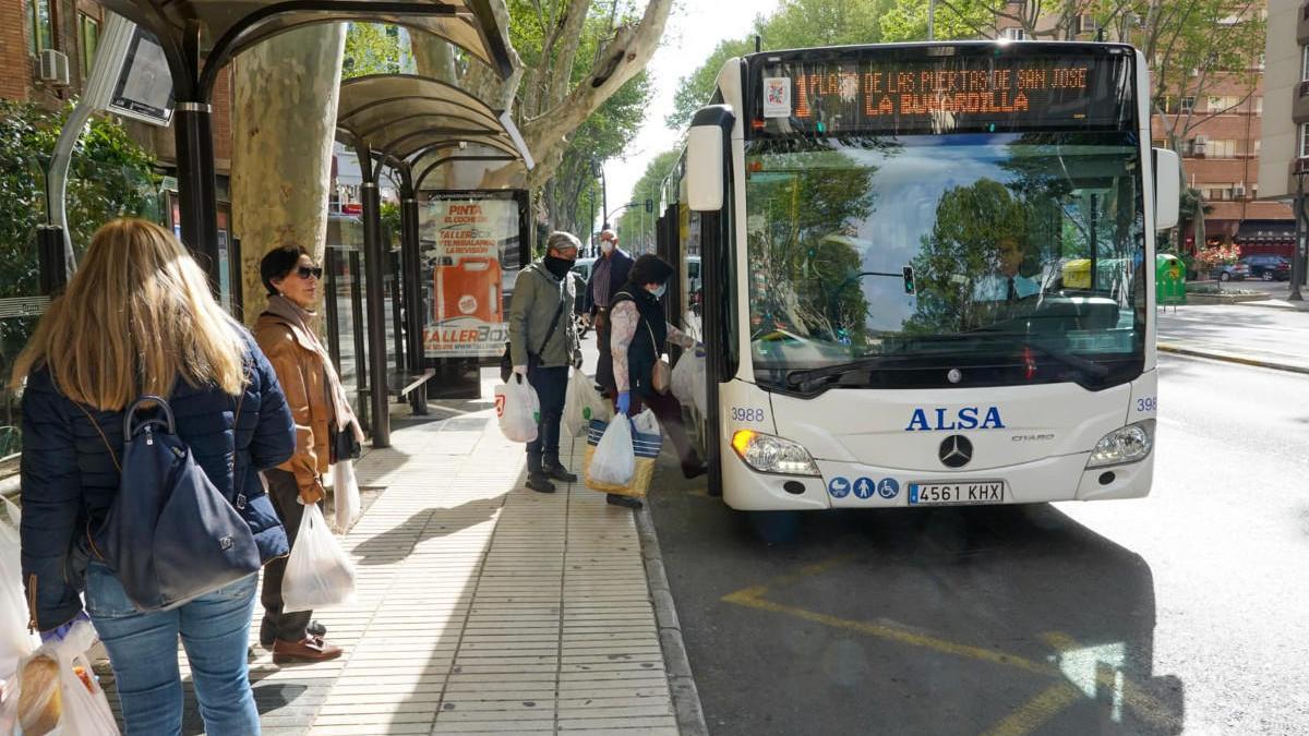Transporte urbano de Cartagena.