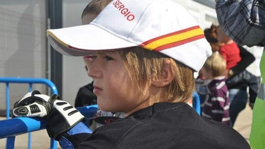 De niño a estrella del motociclismo: las mejores fotos del piloto burrianense Sergio García Dols