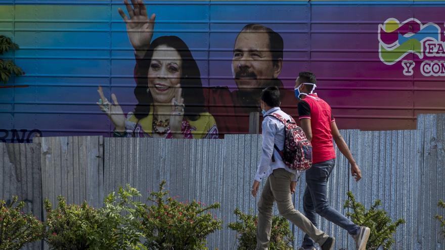 La UE sanciona a la vicepresidenta de Nicaragua y a un hijo de Ortega