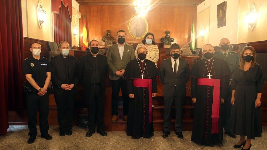 La diócesis de Córdoba celebra en Montilla los 75 años San Juan de Ávila como patrón del clero español