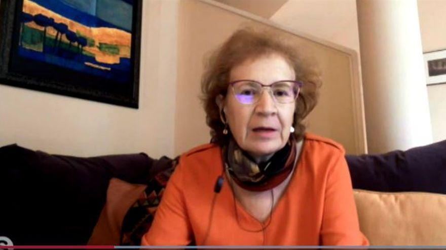 Margarita del Val pone fecha a la cuarta ola de la covid y explica las razones de su virulencia
