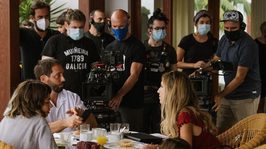 'Hierro' retoma el rodaje de su segunda temporada