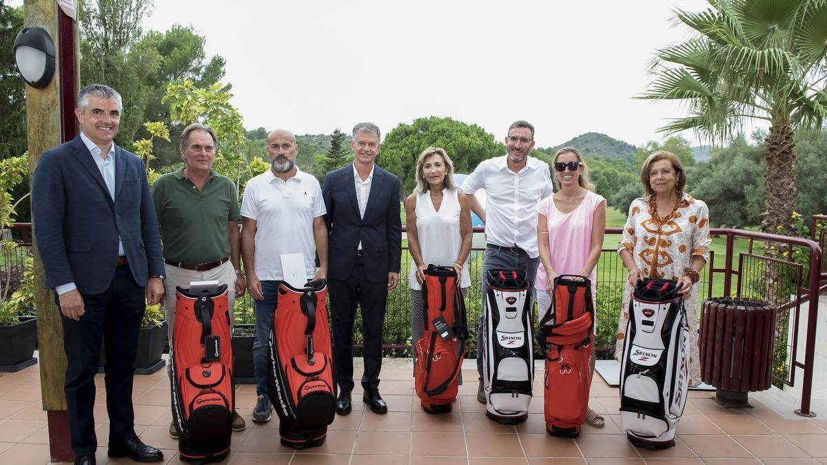 Torneo CaixaBank Banca Privada Golf Cup 21
