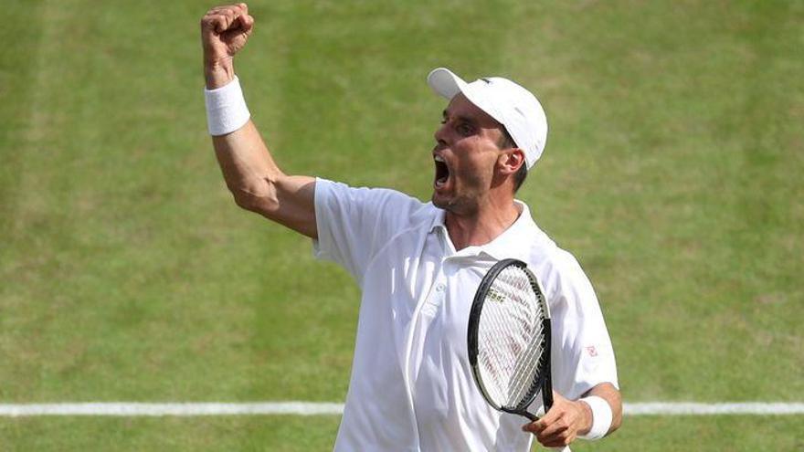 Bautista se hace un hueco en las semifinales de Wimbledon