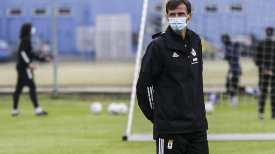 El Oviedo repite once para ganar al Fuenlabrada