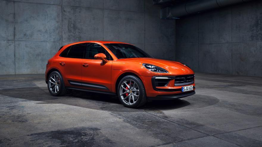 Nuevo Porsche Macan: más deportivo, estilizado y robusto