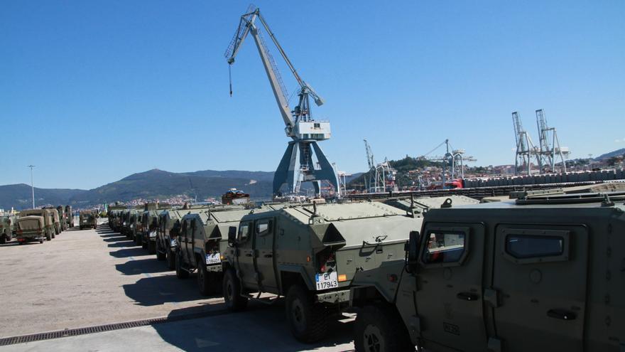 Unos 200 militares de la Brilat, en unas maniobras de la OTAN en Rumanía