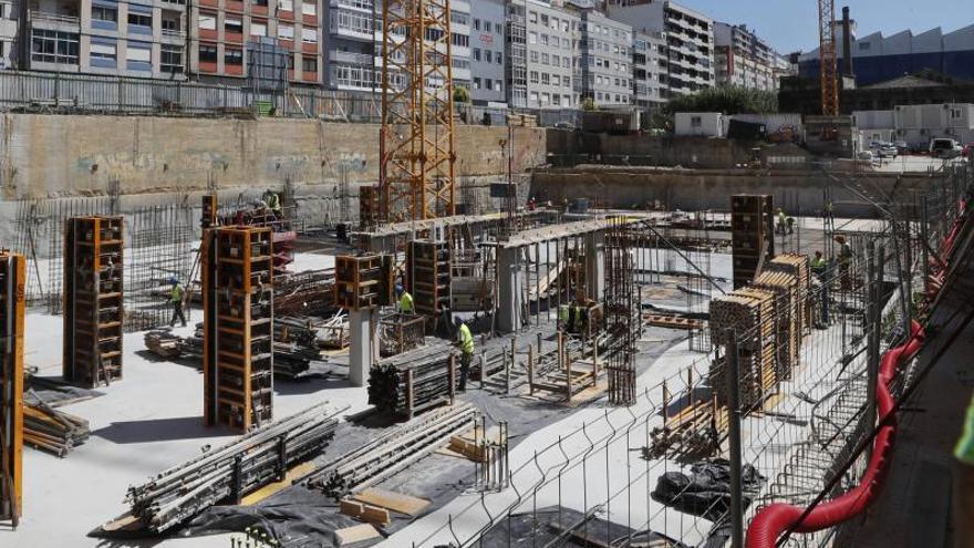 Tres de cada cuatro parcelas urbanas en Vigo están edificadas: hay más de 41.000