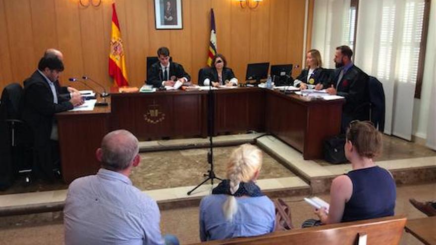 Todesfahrerin von Sa Ràpita macht im Prozess Verfahrensfehler geltend