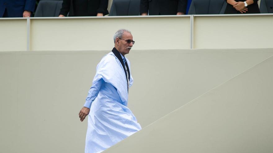 """El Frente Polisario asegura que la crisis con Marruecos """"no tiene nada que ver"""" con la acogida a Ghali"""