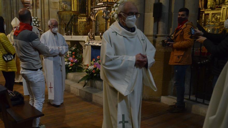 Conmoción en Benavente por el fallecimiento de Melqui, párroco en la ciudad durante casi medio siglo