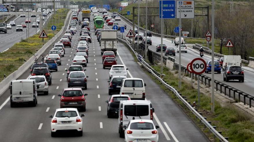 La DGT prevé 200.000 desplazamientos en la Región por la operación salida