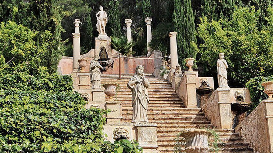 Zu Besuch in einem der schönsten Gärten auf Mallorca