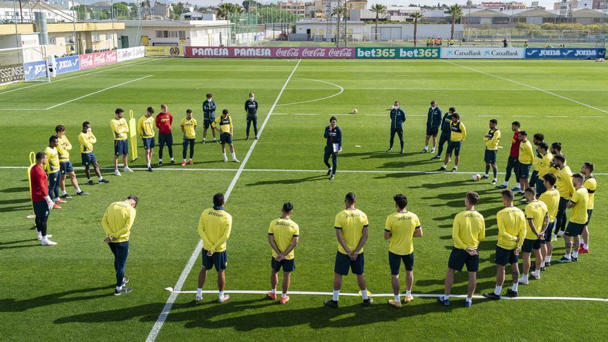 Unai Emery se pone en modo alerta en el Villarreal ante la visita del Dinamo de Zagreb