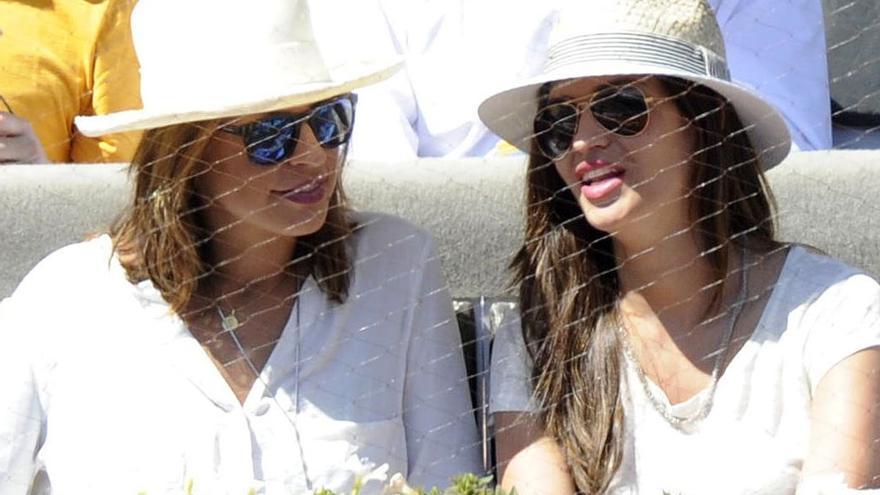 Sara Carbonero y Raquel Perera se suman a la moda 'tiktokers' junto a Junior