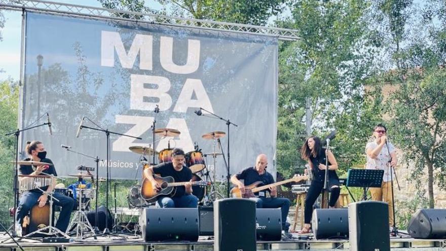 Rock y soul en Las Noches del Ramos de Zamora