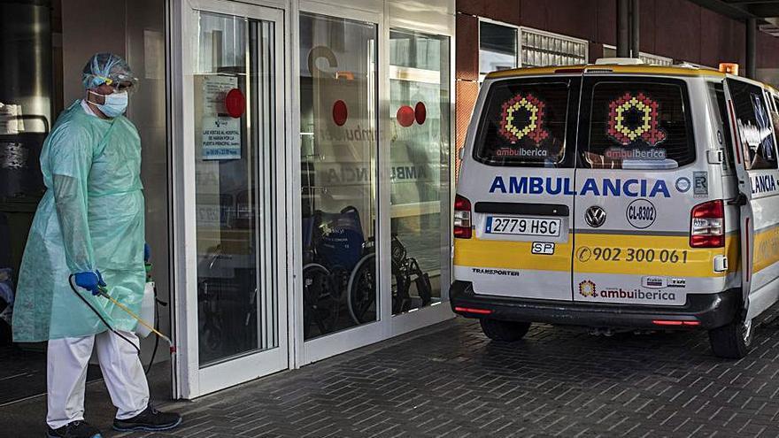 Cada persona enferma por COVID infecta en Zamora a otros dos ciudadanos