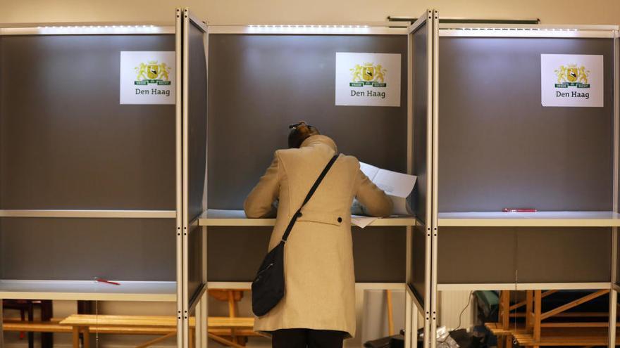 Jornada electoral en Holanda