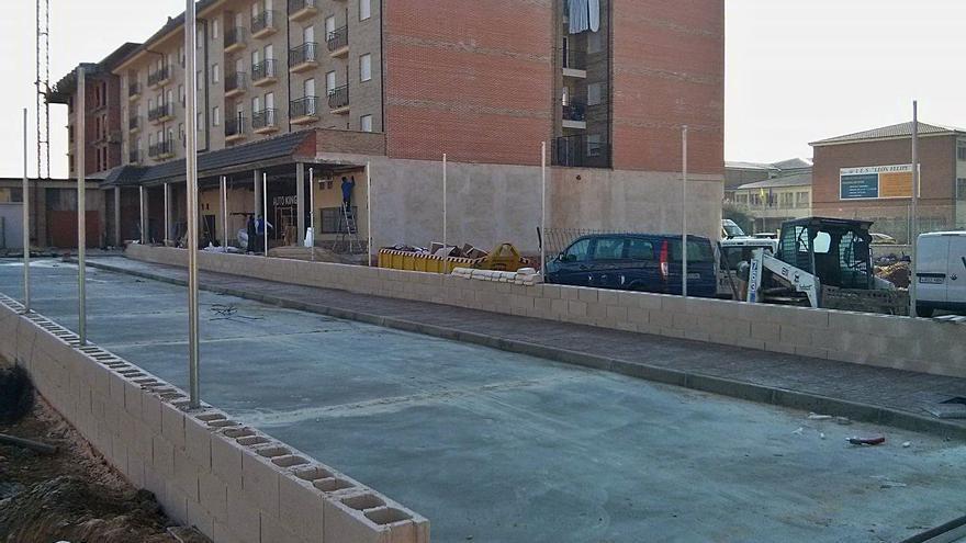 Benavente registra una subida del 43% en la actividad de edificación