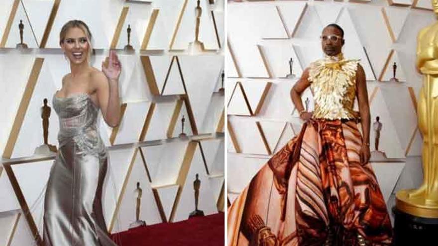 ¿Cuáles son tus 'looks' favoritos de los Oscars?