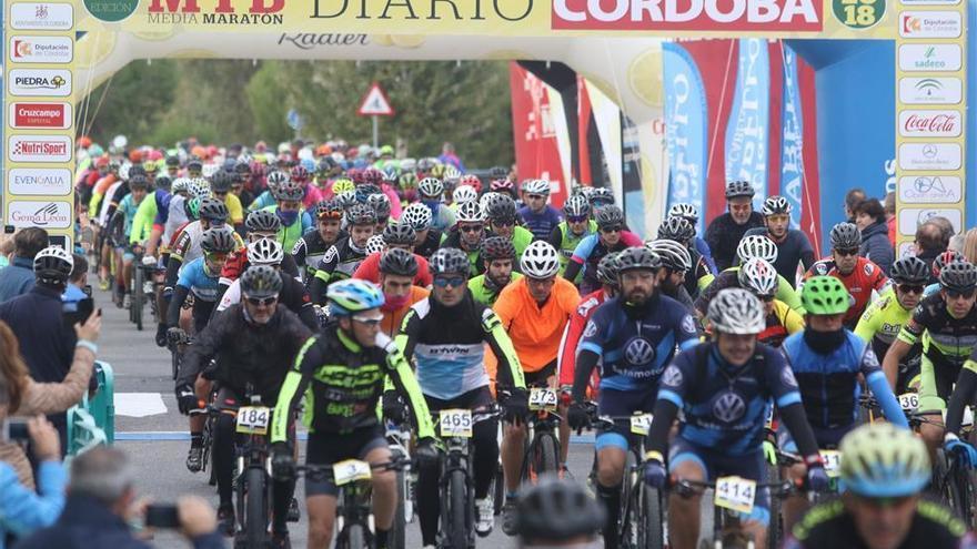 La MTB CÓRDOBA llevará el espectáculo de la bici de montaña a la sierra