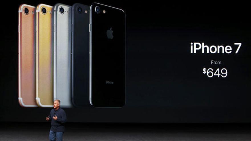 iPhone 7 y iPhone 7 Plus: precios y fecha de lanzamiento