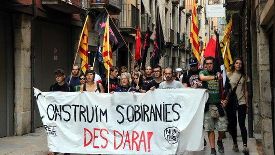 """La CUP fixa la diada com a """"punt de partida"""" de les mobilitzacions de tardor"""
