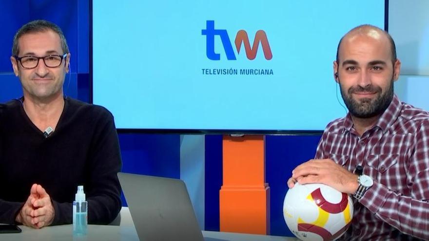 'Voces del Deporte', desde hoy en Televisión Murciana