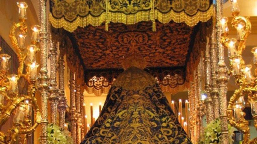 La Virgen de la Paloma saldrá en procesión extraordinaria en octubre