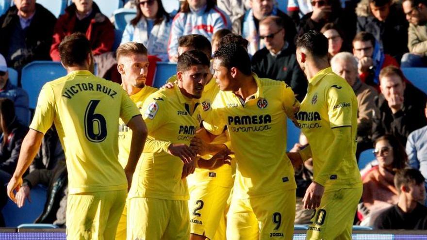El Villarreal se reencuentra con la victoria