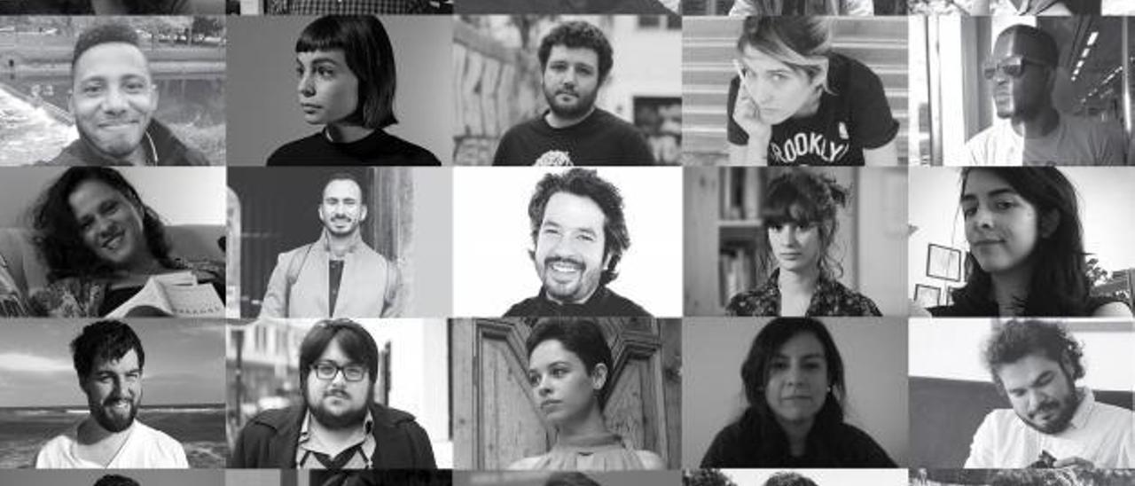 Los 25 autores elegidos por la revista Granta. | INFORMACIÓN