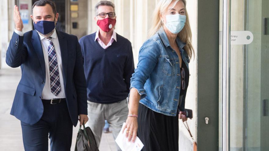 La Policía sostiene que Alperi y Castedo dieron a Ortiz datos secretos del PGOU