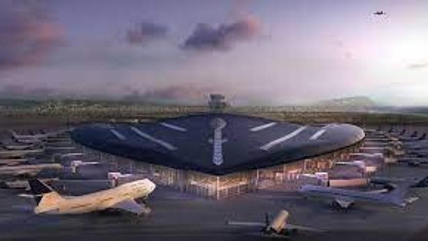 Conferència AUGA : noves tendències en el disseny i operació d'aeroports