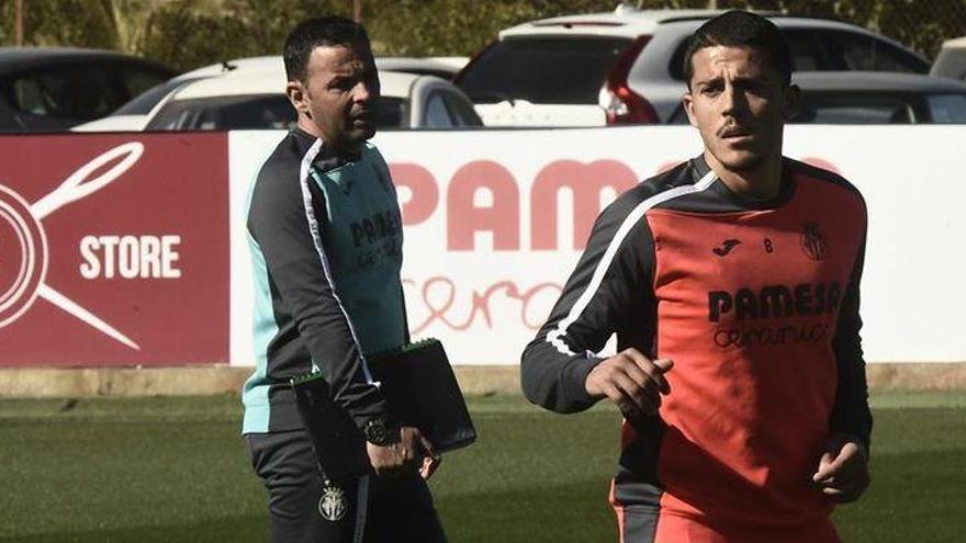 """Fornals: """"Estoy harto de los rumores sobre una posible salida del Villarreal"""""""