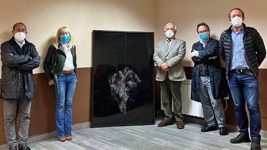 El coreano Kihong Chung gana el premio de pintura de Villaviciosa