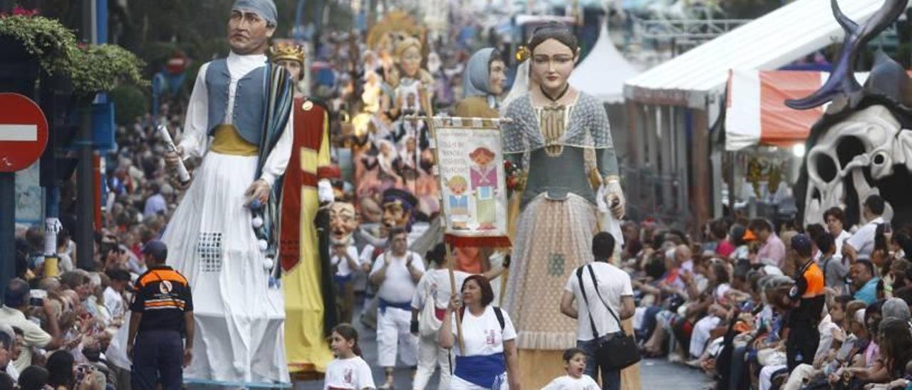 No hay dinero para el desfile de Nanos i Gegants