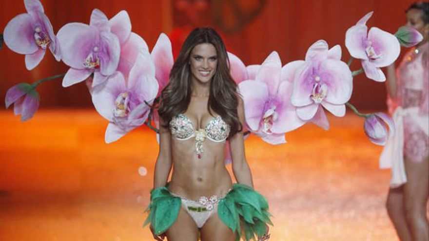 El desfile de Victoria's Secret, el 10 de diciembre